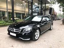 Bán ô tô Mercedes E250 năm sản xuất 2018, màu đen như mới