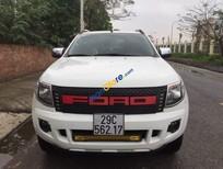 Bán Ford Ranger XLS 2015, màu trắng, nhập khẩu