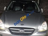 Cần bán gấp Kia Carens 2.0 MT sản xuất 2009, màu bạc chính chủ giá cạnh tranh