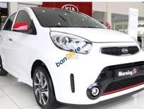 Cần bán xe Kia Morning 1.25 AT sản xuất 2018, màu trắng như mới, giá chỉ 395 triệu