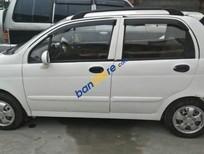 Cần bán Daewoo Matiz sản xuất 2006, màu trắng