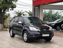 Bán Honda CR V 2.4 năm sản xuất 2011, màu đen