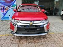 Bán ô tô Mitsubishi Outlander MT năm 2019, màu đỏ, 807 triệu