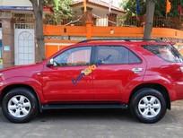 Cần bán xe Toyota Fortuner SR5 2.7AT năm 2010, màu đỏ xe gia đình