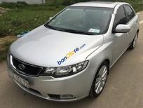 Bán Kia Forte 1.6AT sản xuất năm 2010, màu bạc