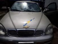 Cần bán xe Daewoo Leganza năm sản xuất 1999, màu bạc
