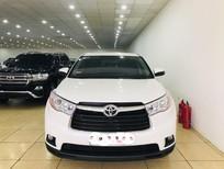 Bán xe Toyota Highlander 2.7 năm 2014, màu trắng, nhập khẩu như mới