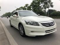 Bán xe Honda Accord 2.4 năm sản xuất 2011, màu trắng, nhập khẩu chính chủ