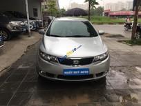 Bán Kia Cerato 1.6AT năm 2011, màu bạc, nhập khẩu