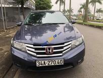 Cần bán xe Honda City sản xuất năm 2013, giá tốt