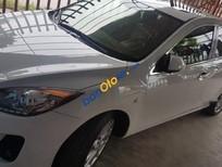Cần bán lại xe Mazda 3 S sản xuất năm 2014, màu trắng, nhập khẩu