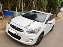 Cần bán Hyundai Accent Blue sản xuất 2015, màu trắng, nhập khẩu