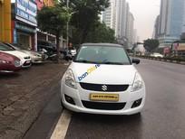 Cần bán Suzuki Swift 1.4AT năm 2013, màu trắng, nhập khẩu