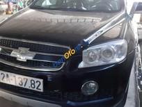 Cần bán lại xe Chevrolet Captiva năm 2008, màu đen, xe nhà sử dụng rất kĩ