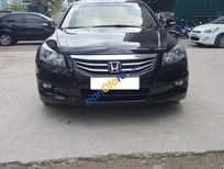 Cần bán lại xe Honda Accord 2.4 sản xuất 2011, màu đen, xe nhập