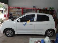 Cần bán lại xe Kia Morning sản xuất 2008, màu trắng, nhập khẩu