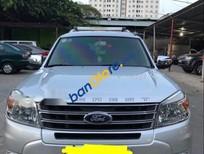 Bán Ford Everest Limited năm 2013, màu bạc, giá chỉ 595 triệu
