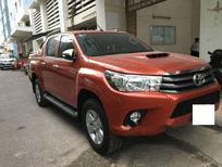 Cần bán gấp Toyota Hilux AT model 2017, nhập khẩu nguyên chiếc