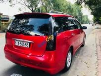 Cần bán xe Mitsubishi Grandis AT sản xuất 2005, màu đỏ, xe nhập, giá 310tr