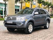 Bán Toyota Fortuner 2.5 G sản xuất 2009, màu xám chính chủ
