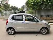 Cần bán Hyundai i10 1.2 sản xuất 2014, màu bạc, xe nhập xe gia đình, giá chỉ 229 triệu