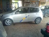Cần bán lại xe Daewoo GentraX sản xuất năm 2010, màu bạc, nhập khẩu