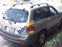 Cần bán lại xe Hyundai Santa Fe năm sản xuất 2004, nhập khẩu, giá tốt