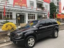 Cần bán xe Ford Escape 2.3L AT sản xuất năm 2005, màu đen, 228tr