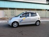 Bán Kia Morning AT năm sản xuất 2008, màu bạc giá cạnh tranh