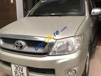 Bán ô tô Toyota Hilux 2.5 sản xuất 2009 giá tốt