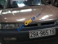 Cần bán lại xe Honda Accord đời 1990, nhập khẩu