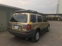 Cần bán xe Ford Escape sản xuất 2003, màu vàng, nhập khẩu nguyên chiếc