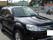 Cần bán gấp Ford Escape AT model 2010, màu đen