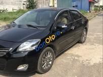 Cần bán xe Toyota Vios E đời 2013, màu đen