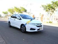 Cần bán Honda City sản xuất 2014, màu trắng