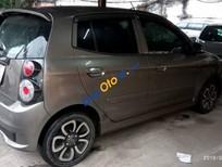 Bán Kia Morning SLX 1.0AT năm sản xuất 2010, màu xám