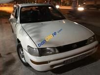 Xe Toyota Corolla 1.6 MT năm 1993, màu trắng