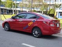 Cần bán Hyundai Accent sản xuất 2013, màu đỏ, nhập khẩu giá cạnh tranh