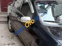 Bán ô tô Daewoo Gentra MT 2006, màu đen
