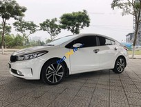 Bán Kia Cerato 1.6 AT Deluxe sản xuất 2018, màu trắng