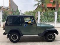 Xe Jeep Wrangler năm sản xuất 1980, xe nhập