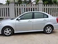 Cần bán lại xe Hyundai Verna năm 2009, màu bạc, nhập khẩu