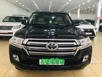 Bán Toyota Land Cruiser vx năm sản xuất 2016, màu đen