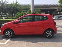 Cần bán xe Toyota Wigo G sản xuất 2019, màu đỏ
