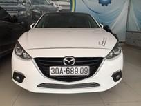 Bán xe Mazda 3, SX 2015, màu trắng, tên tư nhân