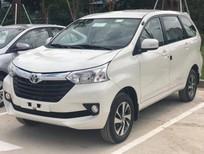 Cần bán xe Toyota Avanza E sản xuất năm 2019, màu trắng, nhập khẩu