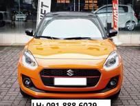 Cần bán xe Suzuki Swift GLX, màu vàng, nhập khẩu nguyên chiếc