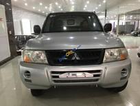 Cần bán lại xe Mitsubishi Pajero sản xuất 2003, màu bạc, nhập khẩu Nhật Bản