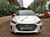 Bán ô tô Hyundai Elantra 1.6 AT sản xuất 2016, màu trắng