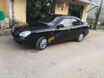 Cần bán gấp Daewoo Nubira II năm sản xuất 2003, màu đen